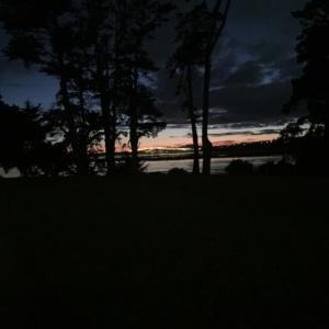Sunrise at Coyle Park